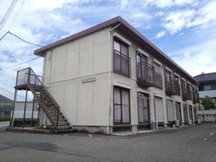 山梨県甲斐市、竜王駅徒歩25分の築24年 2階建の賃貸アパート