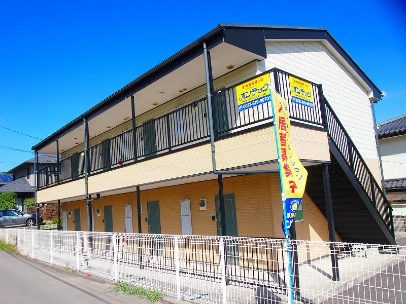 長野県伊那市、田畑駅徒歩30分の築11年 2階建の賃貸アパート