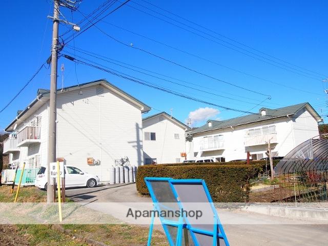 長野県伊那市、田畑駅徒歩29分の築25年 2階建の賃貸アパート