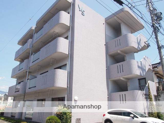 長野県伊那市、伊那市駅徒歩8分の築22年 4階建の賃貸マンション