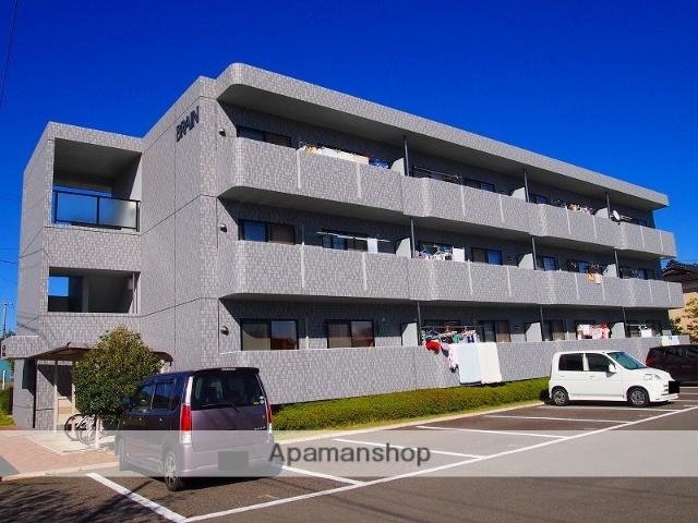 長野県伊那市、伊那北駅徒歩30分の築11年 3階建の賃貸マンション