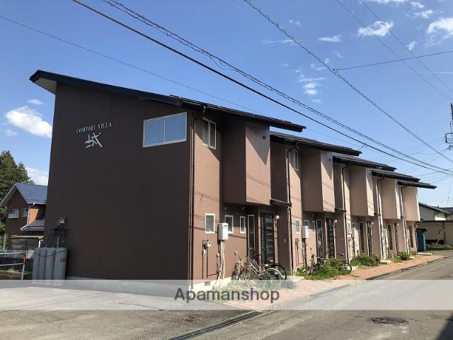 長野県上伊那郡南箕輪村、田畑駅徒歩24分の築25年 2階建の賃貸タウンハウス
