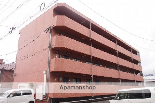 長野県伊那市、伊那市駅徒歩11分の築21年 4階建の賃貸マンション