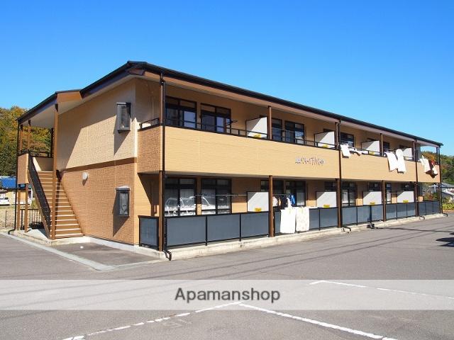 長野県伊那市、伊那市駅徒歩42分の築14年 2階建の賃貸アパート