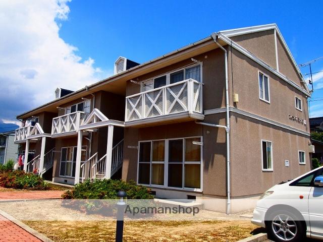 長野県伊那市、伊那北駅徒歩13分の築19年 2階建の賃貸アパート
