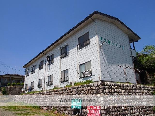 長野県上伊那郡南箕輪村、伊那北駅徒歩40分の築28年 2階建の賃貸アパート