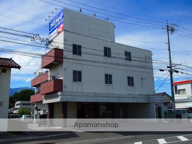 長野県伊那市、伊那北駅徒歩10分の築35年 3階建の賃貸アパート