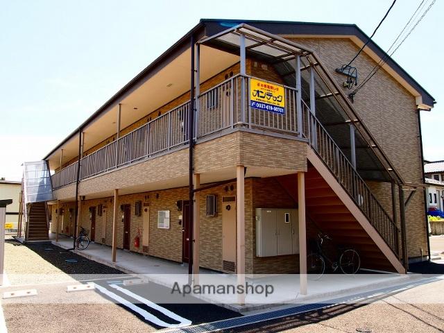 長野県上伊那郡南箕輪村、北殿駅徒歩8分の築7年 2階建の賃貸アパート