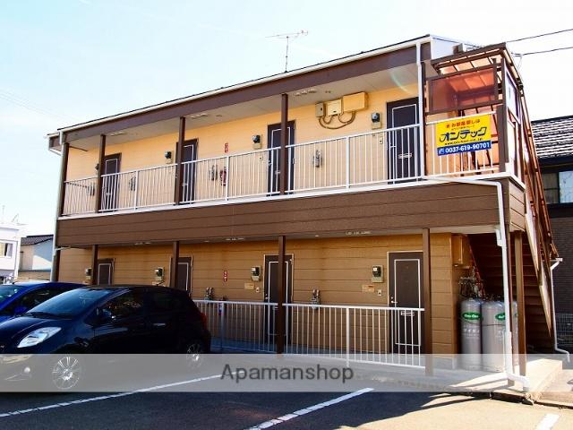 長野県伊那市、下島駅徒歩70分の築19年 2階建の賃貸アパート