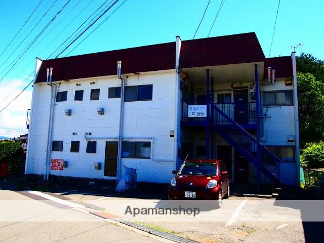 長野県伊那市、伊那市駅徒歩12分の築26年 2階建の賃貸アパート