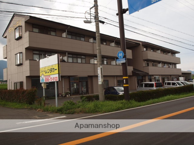 長野県上伊那郡南箕輪村、田畑駅徒歩35分の築24年 3階建の賃貸アパート