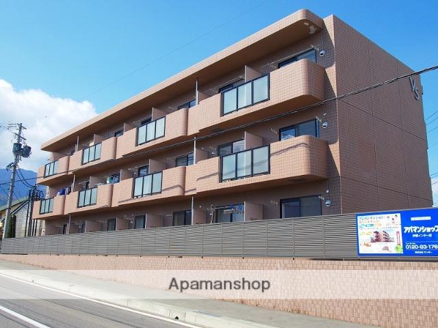 長野県伊那市、伊那市駅徒歩61分の築18年 3階建の賃貸マンション