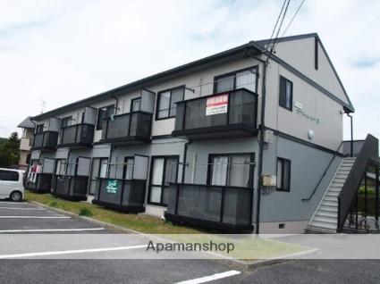 長野県飯田市、伊那八幡駅徒歩8分の築22年 2階建の賃貸アパート