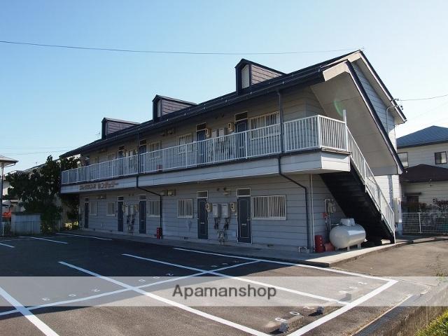 長野県飯田市、鼎駅徒歩29分の築20年 2階建の賃貸アパート