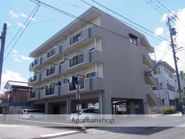 長野県飯田市、切石駅徒歩26分の築18年 4階建の賃貸マンション