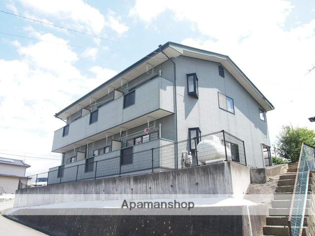 長野県飯田市、鼎駅徒歩22分の築15年 2階建の賃貸アパート
