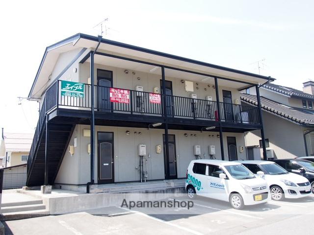 長野県飯田市、飯田駅徒歩15分の築15年 2階建の賃貸アパート