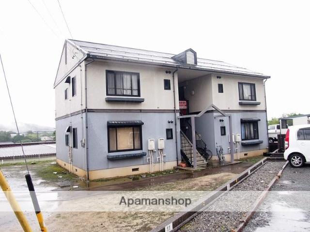 長野県飯田市、天竜峡駅徒歩104分の築19年 2階建の賃貸アパート