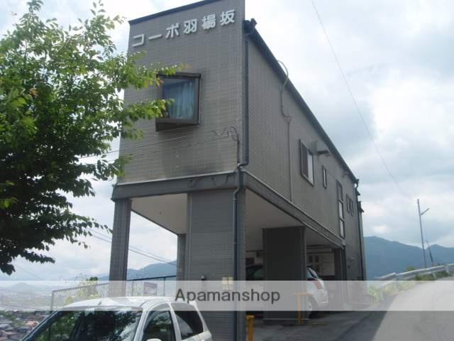 長野県飯田市、切石駅徒歩15分の築20年 2階建の賃貸アパート