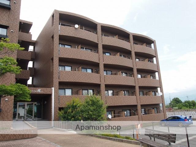 長野県飯田市、伊那八幡駅徒歩16分の築15年 5階建の賃貸マンション