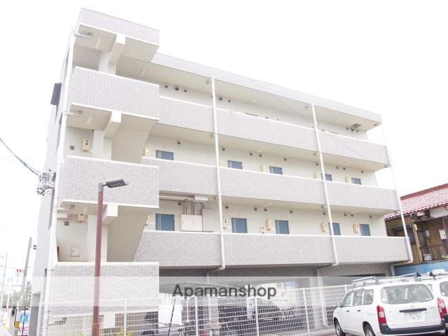 長野県飯田市、切石駅徒歩26分の築17年 4階建の賃貸マンション