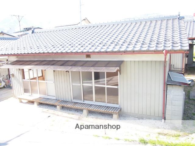 長野県飯田市、桜町駅徒歩10分の築39年 1階建の賃貸一戸建て