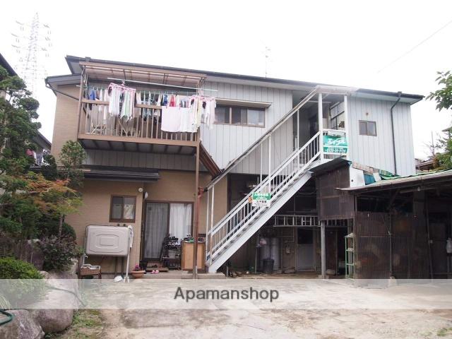 長野県飯田市、下山村駅徒歩10分の築37年 2階建の賃貸アパート