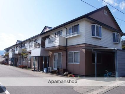 長野県飯田市、元善光寺駅徒歩34分の築23年 2階建の賃貸アパート