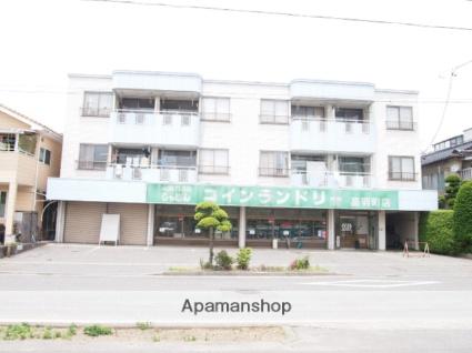 長野県飯田市、切石駅徒歩24分の築25年 3階建の賃貸アパート