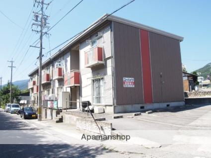 長野県飯田市、飯田駅徒歩20分の築27年 2階建の賃貸アパート
