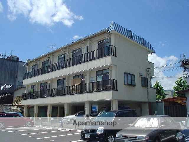 長野県飯田市、飯田駅徒歩12分の築21年 3階建の賃貸マンション
