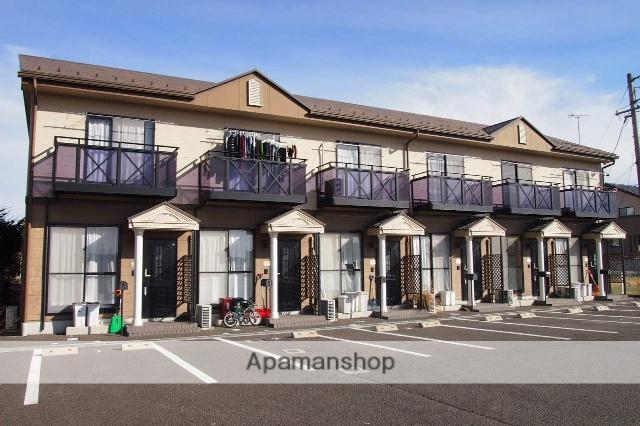 長野県伊那市、伊那北駅徒歩35分の築16年 2階建の賃貸アパート