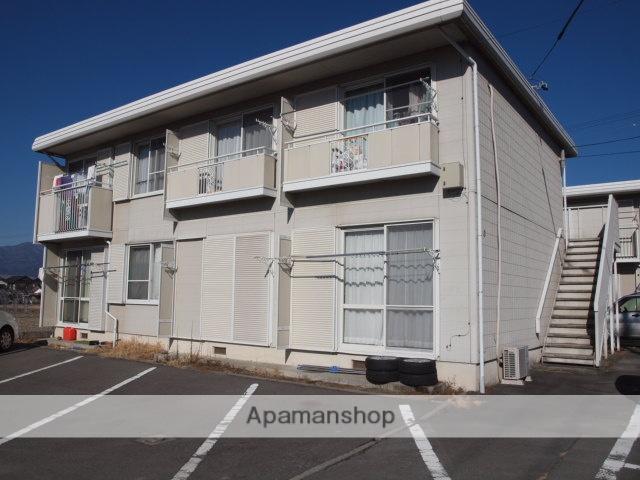 長野県伊那市、伊那北駅徒歩55分の築27年 2階建の賃貸アパート