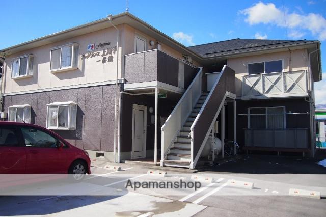 長野県伊那市の築22年 2階建の賃貸アパート