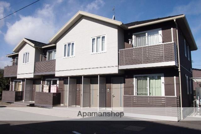 長野県伊那市、伊那市駅徒歩10分の築6年 2階建の賃貸アパート
