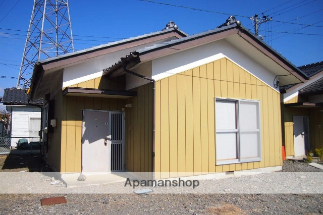 長野県伊那市、伊那北駅徒歩15分の築25年 1階建の賃貸一戸建て