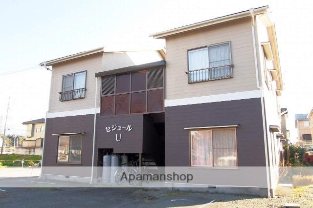 長野県伊那市、伊那北駅徒歩30分の築25年 2階建の賃貸アパート