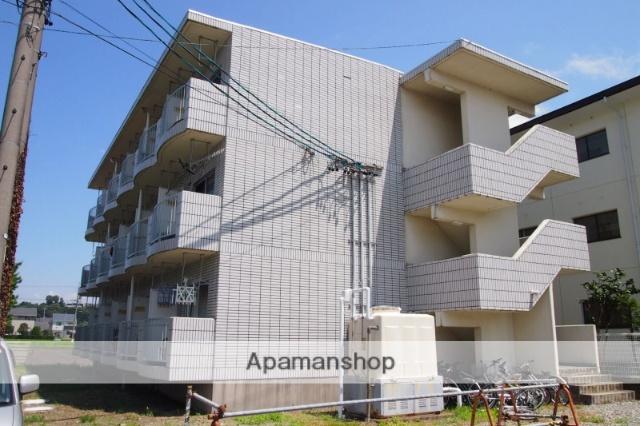 長野県伊那市、伊那市駅徒歩25分の築24年 3階建の賃貸マンション