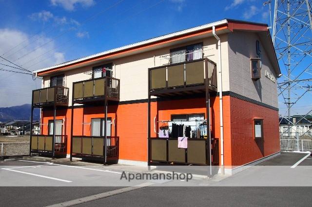 長野県伊那市、伊那市駅徒歩24分の築15年 2階建の賃貸アパート