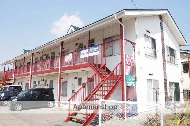 長野県伊那市、伊那北駅徒歩72分の築18年 2階建の賃貸アパート