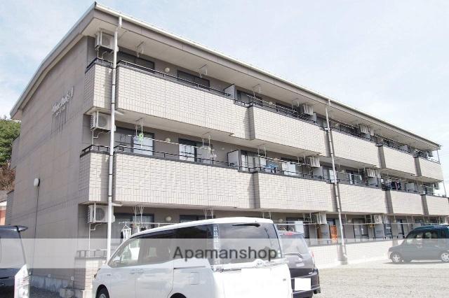 長野県伊那市、伊那市駅徒歩60分の築15年 3階建の賃貸アパート