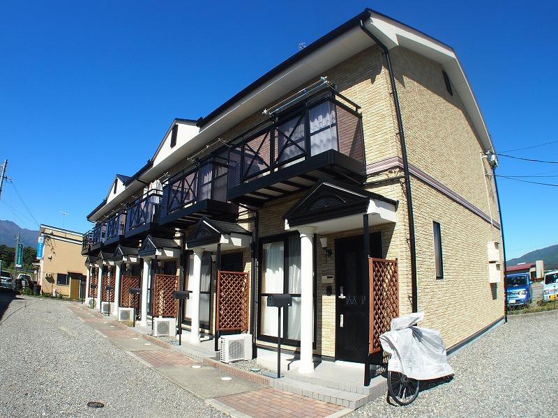 長野県伊那市、伊那北駅徒歩20分の築15年 2階建の賃貸アパート