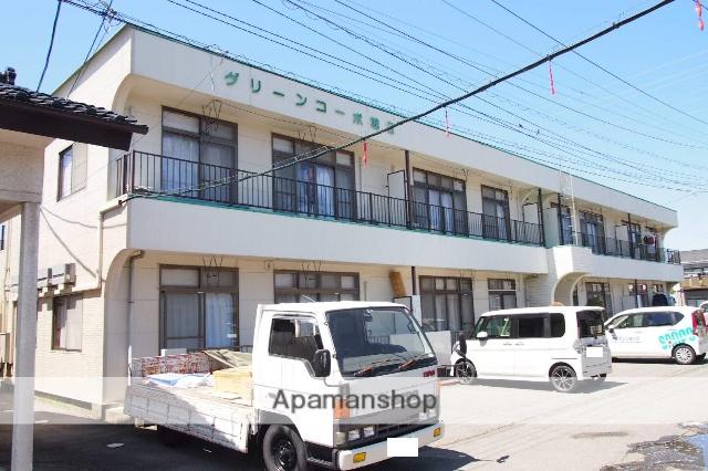 長野県伊那市、伊那市駅徒歩15分の築32年 2階建の賃貸アパート
