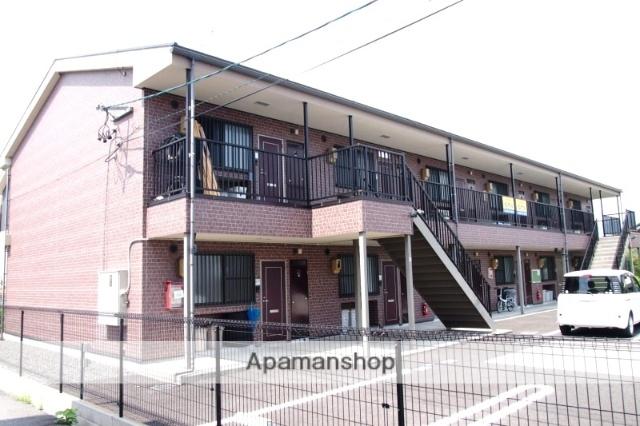 長野県伊那市、伊那北駅徒歩30分の築9年 2階建の賃貸アパート