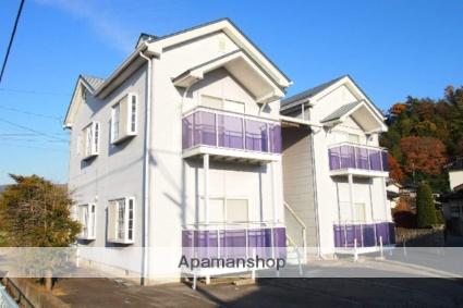 長野県伊那市、伊那北駅徒歩30分の築23年 2階建の賃貸アパート