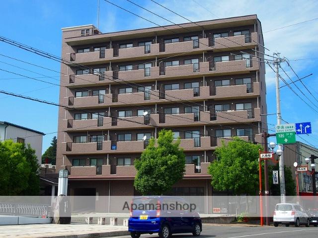 長野県伊那市、伊那市駅徒歩5分の築17年 7階建の賃貸マンション