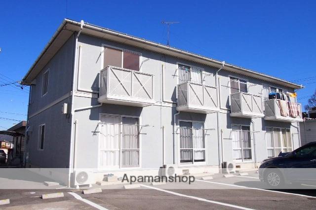 長野県伊那市、伊那市駅徒歩46分の築21年 2階建の賃貸アパート