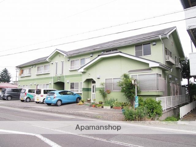 長野県上伊那郡南箕輪村、伊那市駅徒歩30分の築25年 2階建の賃貸アパート