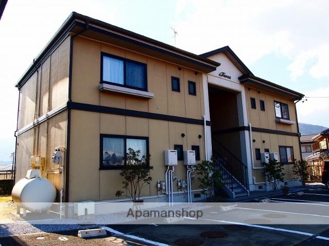 長野県伊那市、沢渡駅徒歩35分の築17年 2階建の賃貸アパート