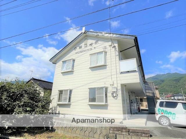 長野県飯田市、飯田駅徒歩20分の築21年 2階建の賃貸アパート